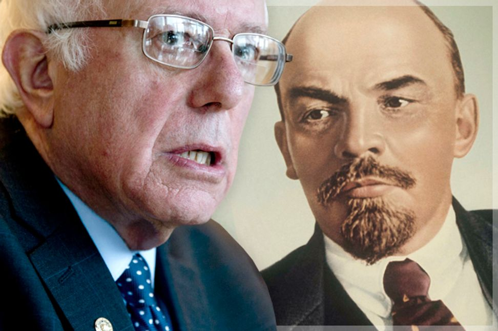 """Bernie and the Bolsheviks: Why the implications of Sanders' """"political revolution"""" go further than you think"""