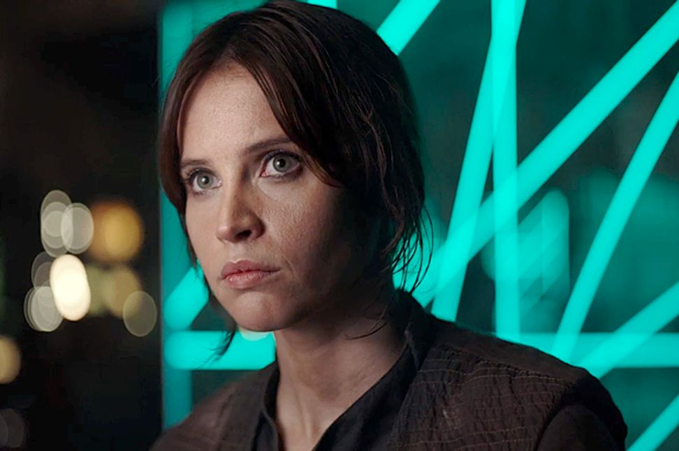 """Rogue One"" trailer wows: ""Star Wars"" franchise looks set to keep winning streak going"