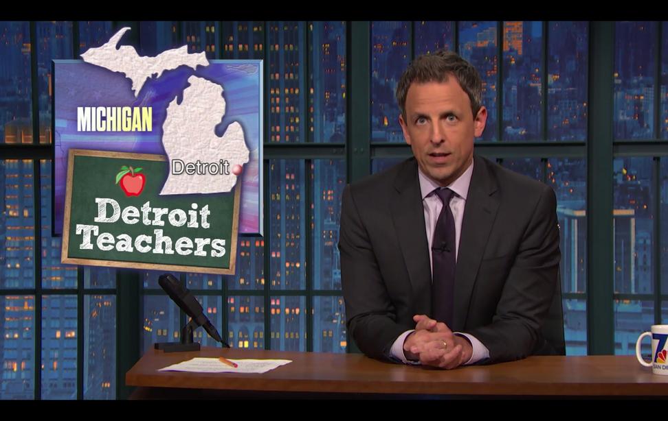 Detroit schools screw teachers, students: Massive debt, phony budgeting
