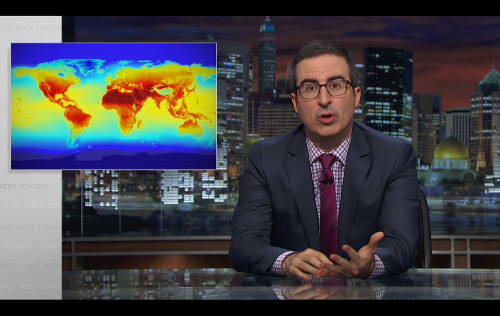 """John Oliver has had enough of everything: """"There is a lot of bullshit masquerading as science"""""""