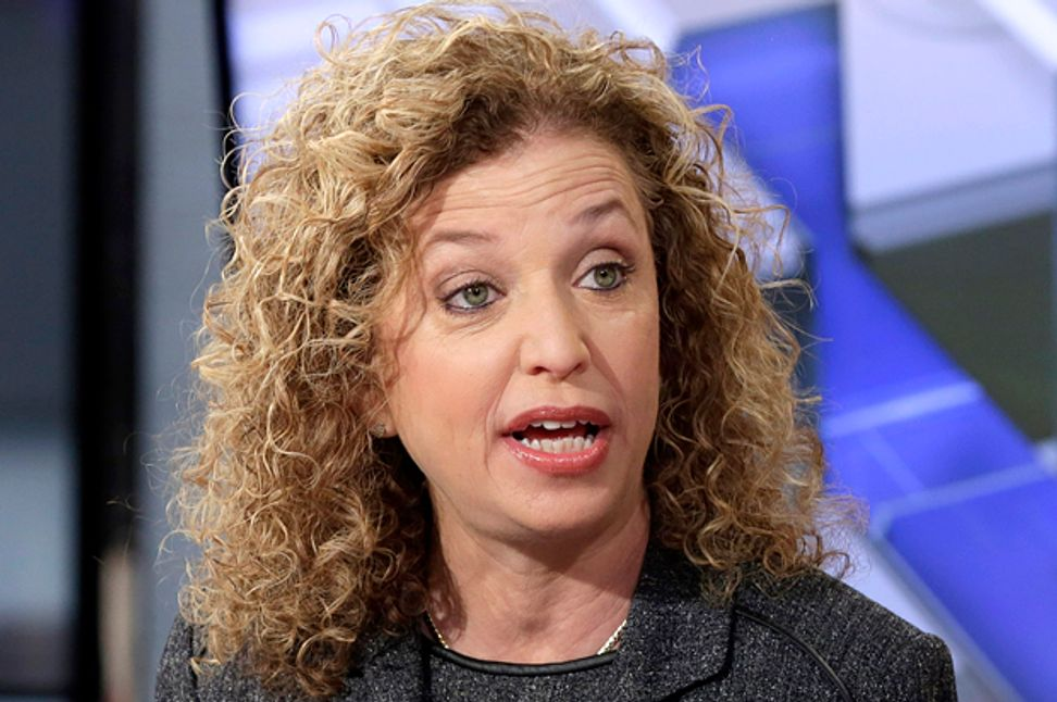 Debbie can't save herself: The Democratic National Committee chair has to go for the good of the party | Salon.com