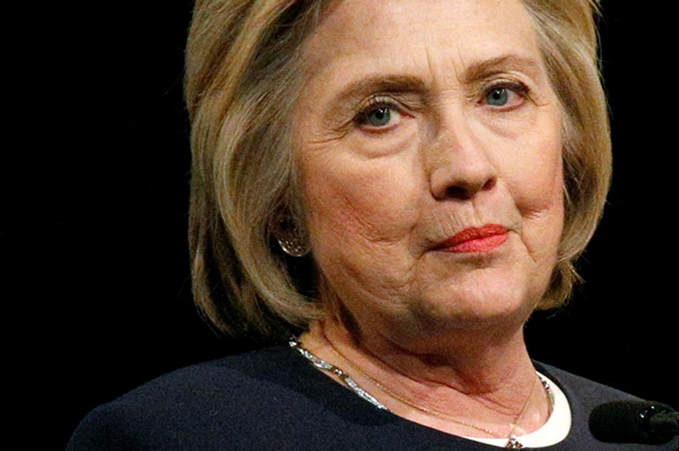 This is one weak nominee: Hillary Clinton's problem isn't Bernie Sanders. It's Hillary Clinton | Salon.com
