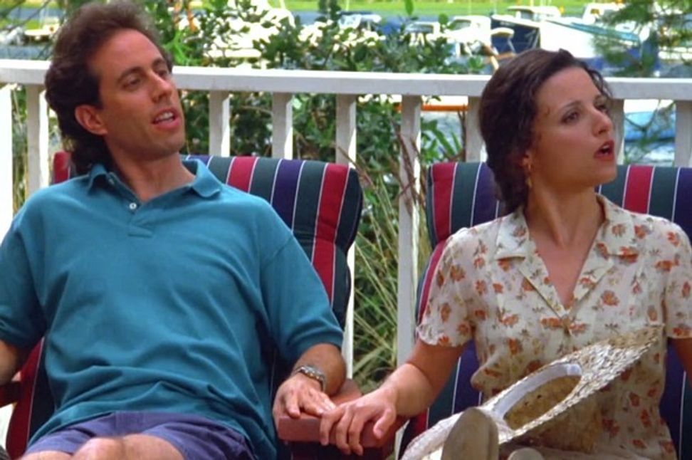 The science of Jerry and Elaine: The unsettling reasons why some exes keep each other close | Salon.com