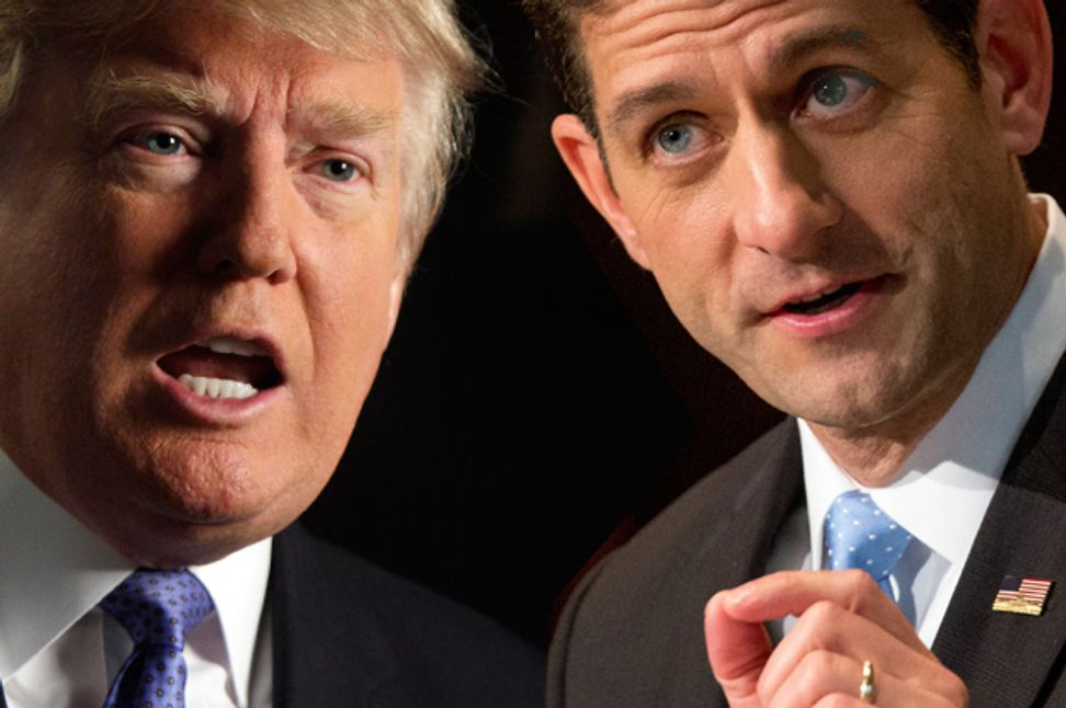 History lesson for Paul Ryan: The Republicans have always been Donald Trump's party   Salon.com