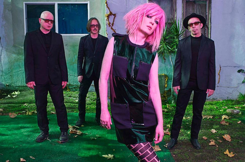 """Shirley Manson has outlived the haters: """"The business got very fat and lazy and was full of people who didn't even care about music"""" 