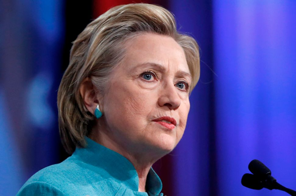 She brought this on herself: Clinton's mishandling of the email scandal will — and should — hurt her