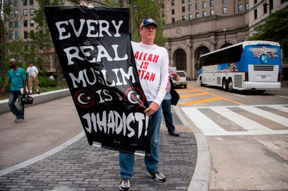In his firing from ACT for America, Roy White continues anti-Muslim campaign with new group