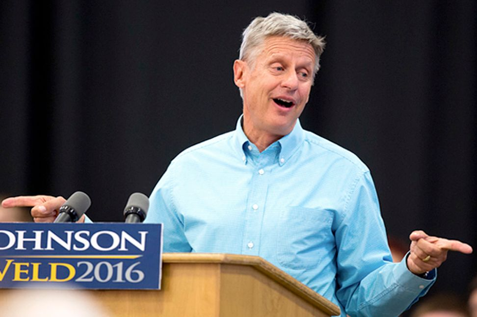 Gary Johnson can't name a single foreign leader. Can we stop pretending he's a real alternative now? | Salon.com