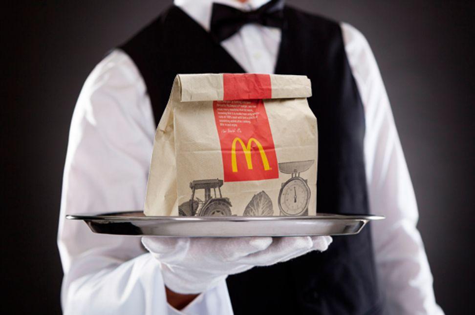 Fancy this: McDonald's actually thinks people will buy their pesto Caprese sandwich | Salon.com