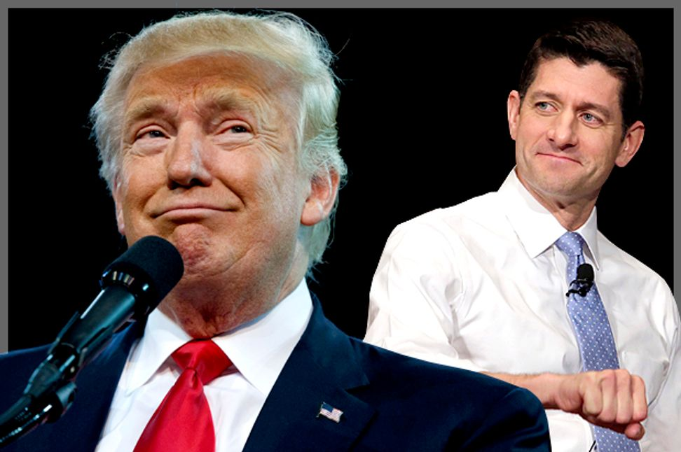 Happy New Year, rich people! Donald Trump, Paul Ryan and Congress will make sure 2017 will be terrific for the super-wealthy