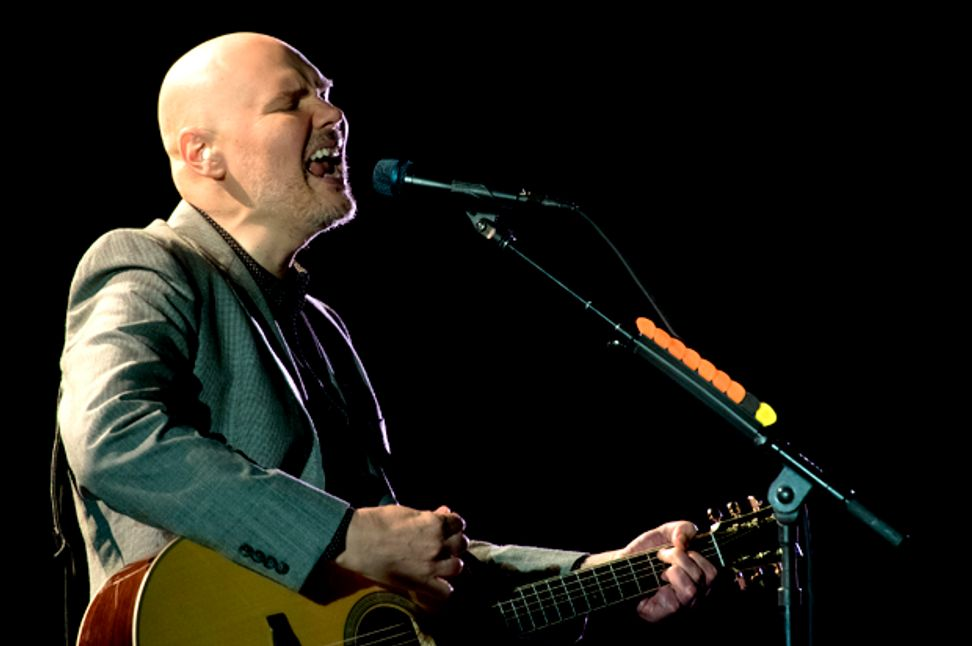 The world is still a vampire: The Smashing Pumpkins can't get the respect they've earned | Salon.com