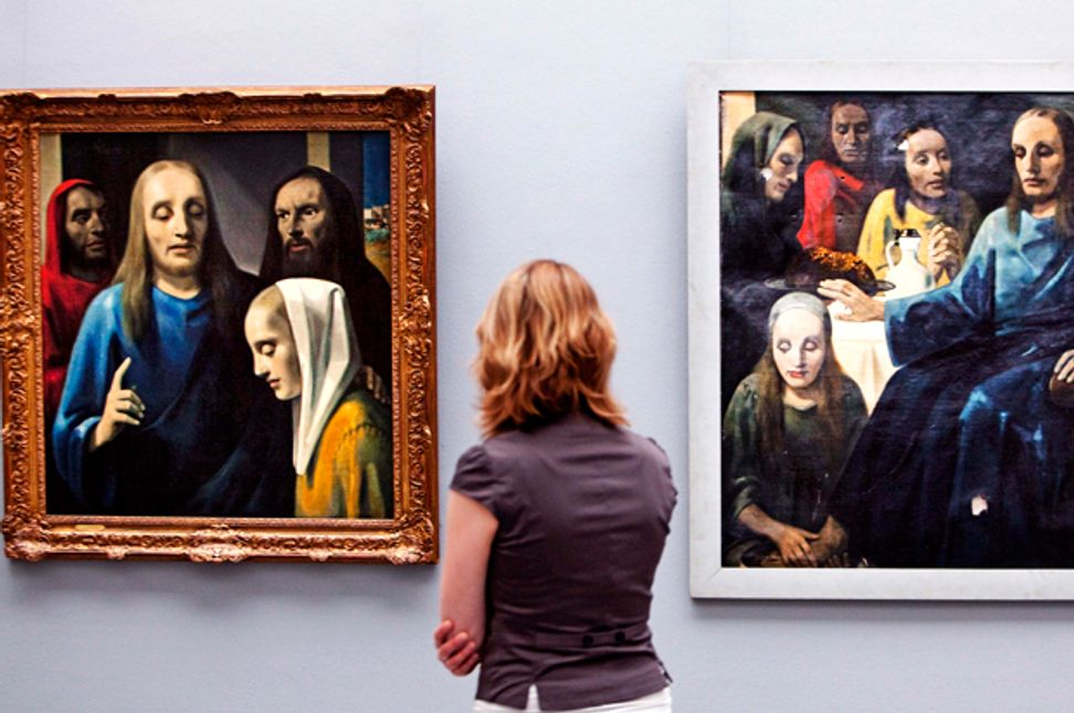 Faking it: Does the forged Vermeer that fooled Goering belong in a museum? | Salon.com