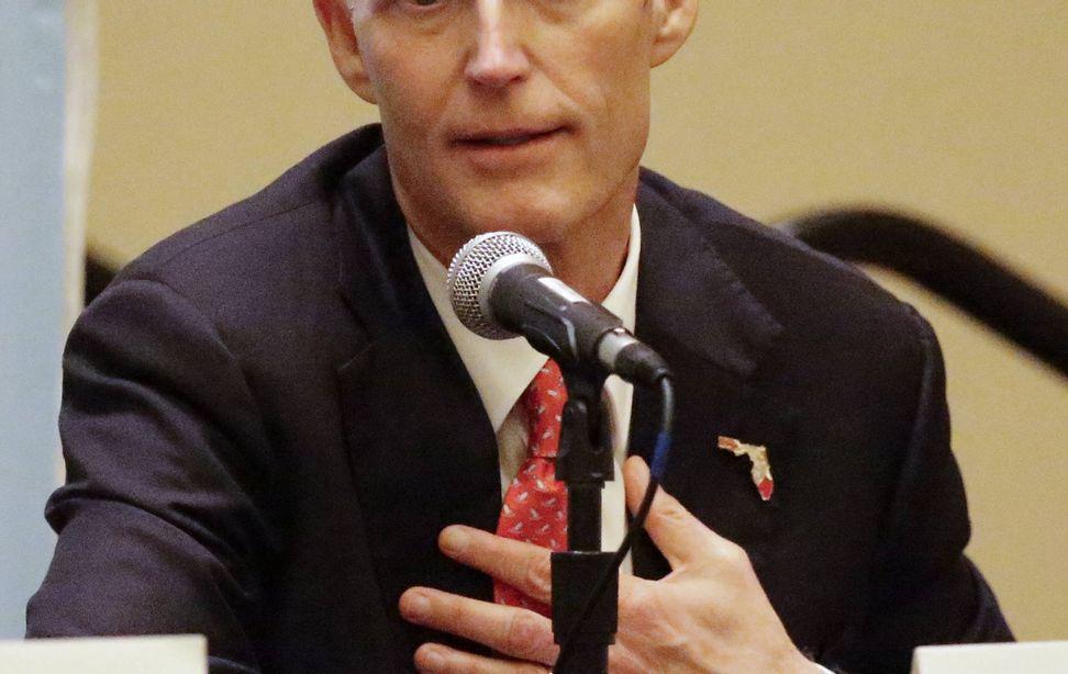 Rick Scott is declared winner in Florida Senate race