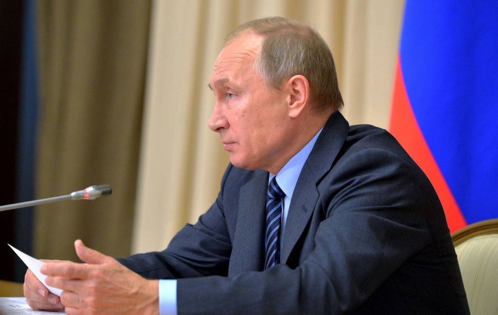 Vladimir Putin successfully launches nuclear test missile that can reach America in 12 minutes