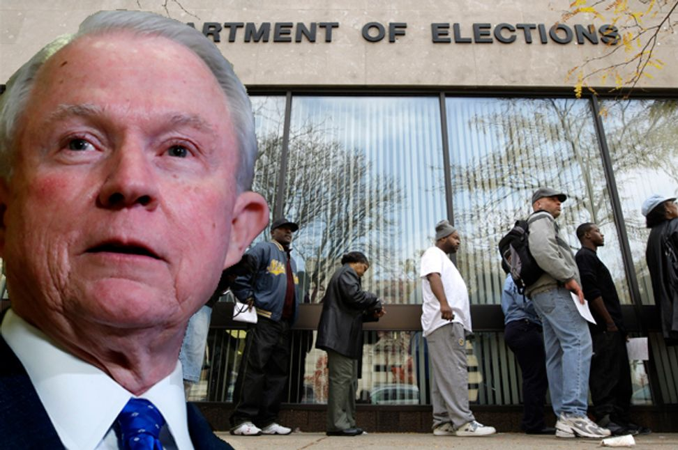 Jeff Sessions' long perversion of justice: Trump's pick for attorney general has waged a 30-year battle against voting rights