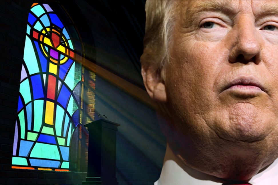 Jesus wept: How can you call yourself a Christian if you voted for Donald Trump? | Salon.com