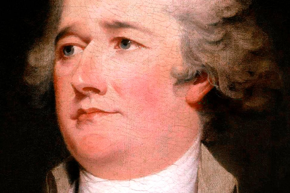 "Alexander Hamilton explains the Electoral College: A way of opposing ""cabal, intrigue, and corruption"" 