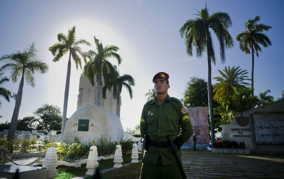 Trump administration policies could threaten Cuban biosecurity