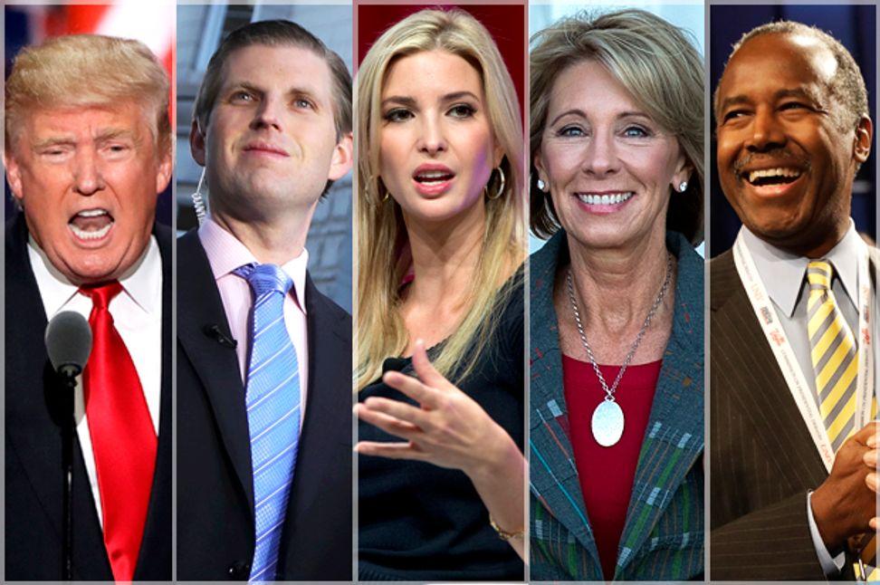 Degeneration nation: It takes a village of idiots to raise a kakistocracy like Donald Trump's | Salon.com