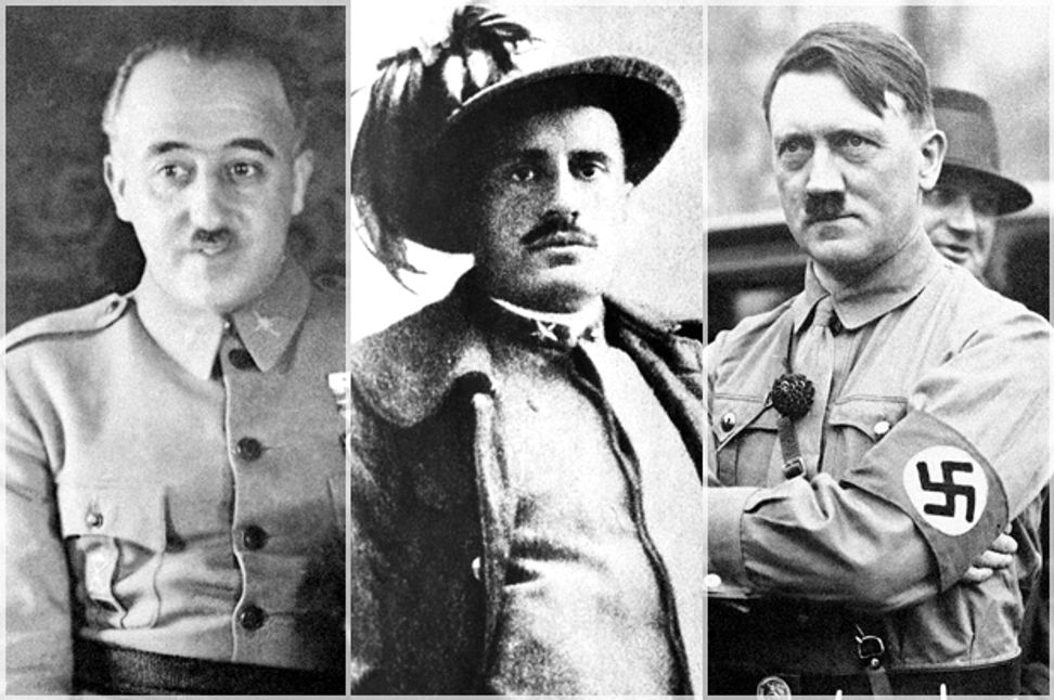 The moral foundations of fascism: Warring psychological theories struggle to make sense of Hitler, Mussolini and you-know-who | Salon.com