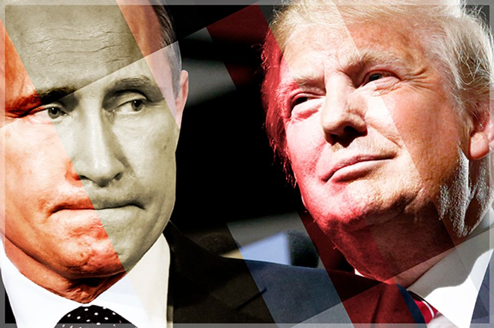What they did in the shadows: President Putin and President Trump, and what we know about what we don't know   Salon.com