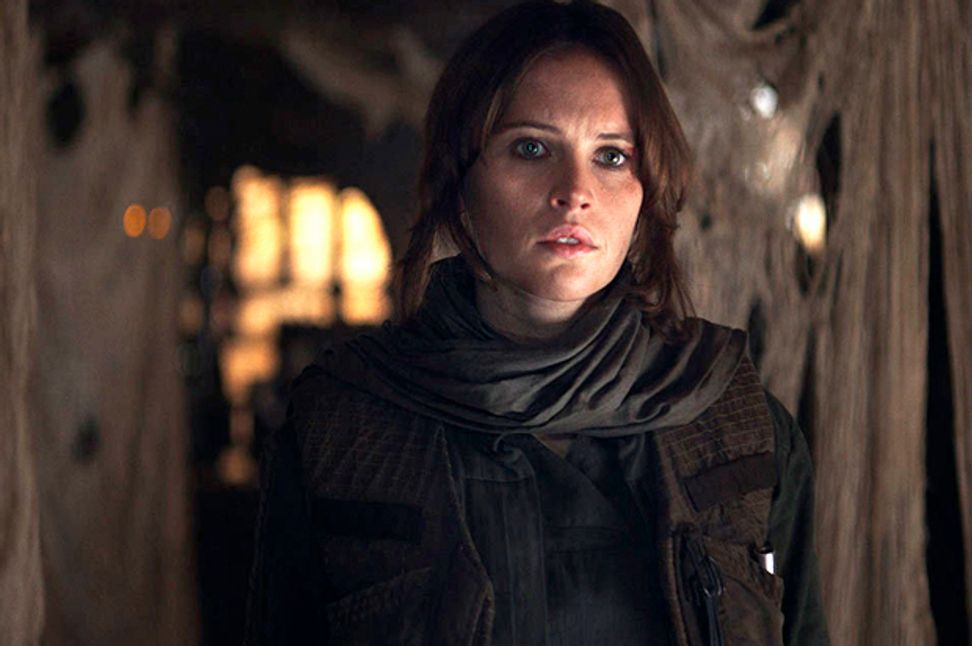"""""""Rogue One"""": Exactly the """"Star Wars"""" movie we need as the age of Trump dawns   Salon.com"""