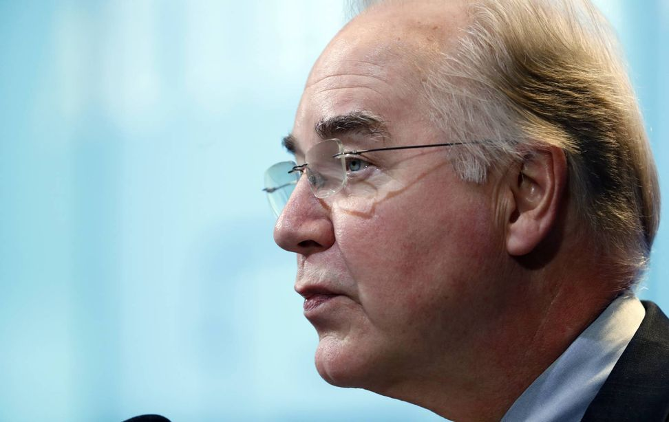 Trump's death panel: The president-elect already violated health care promises by appointing Tom Price