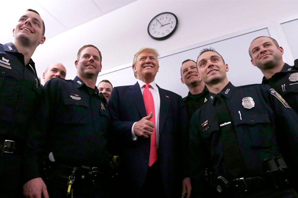 The Trump administration is giving cops unprecedented power | Salon.com