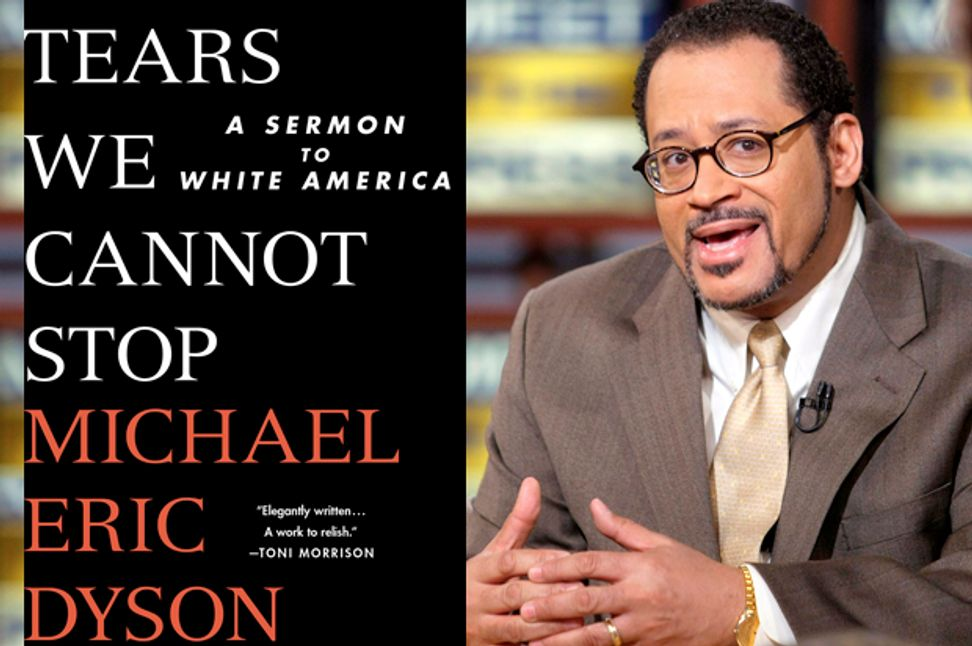 """You can't coddle white brothers and sisters"": The fiery racial gospel of Michael Eric Dyson 