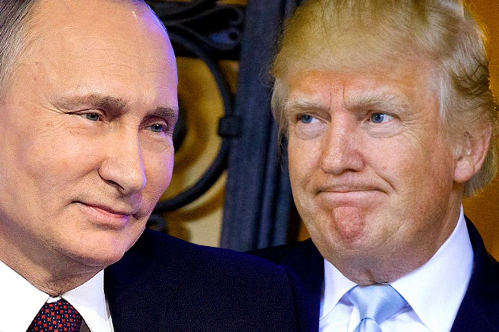 Russia today: What new information did we learn about the Trump-Russia connection?