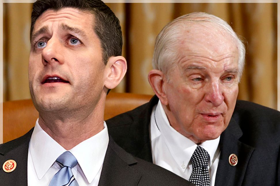 Slayers of Social Security: Rep. Sam Johnson and other Republicans like Paul Ryan want to gut safety net for older Americans | Salon.com