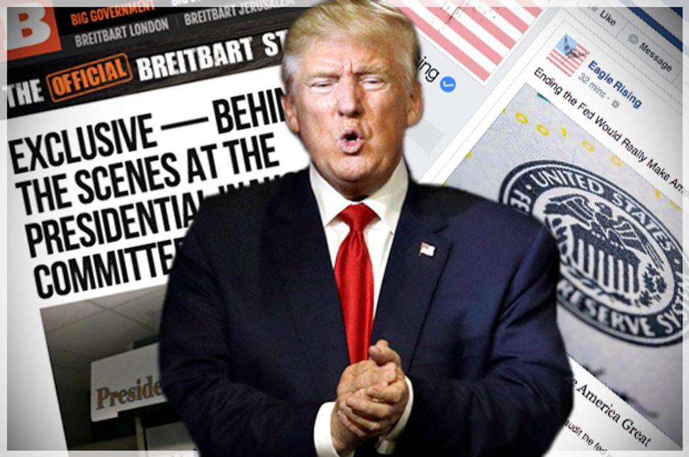 Conspiracy theory's big comeback: Deep paranoia runs free in the age of Donald Trump | Salon.com