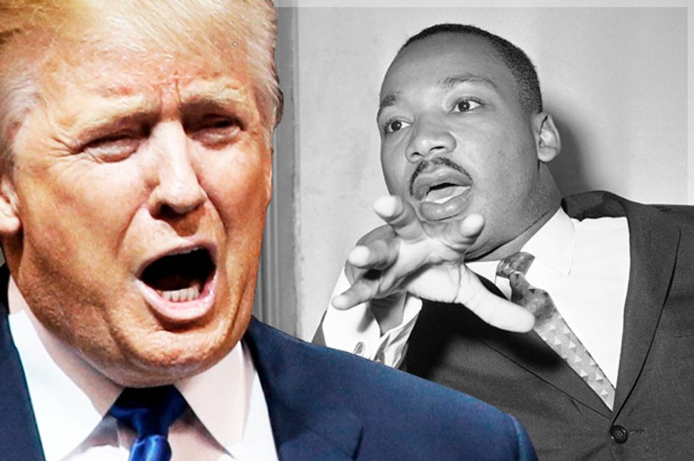 From Martin Luther King Jr. to Donald Trump: In many ways, the civil rights hero saw this coming | Salon.com