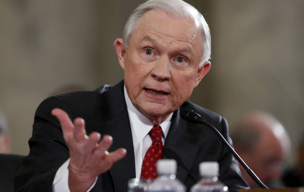Will Jeff Sessions start a war on pot smokers?