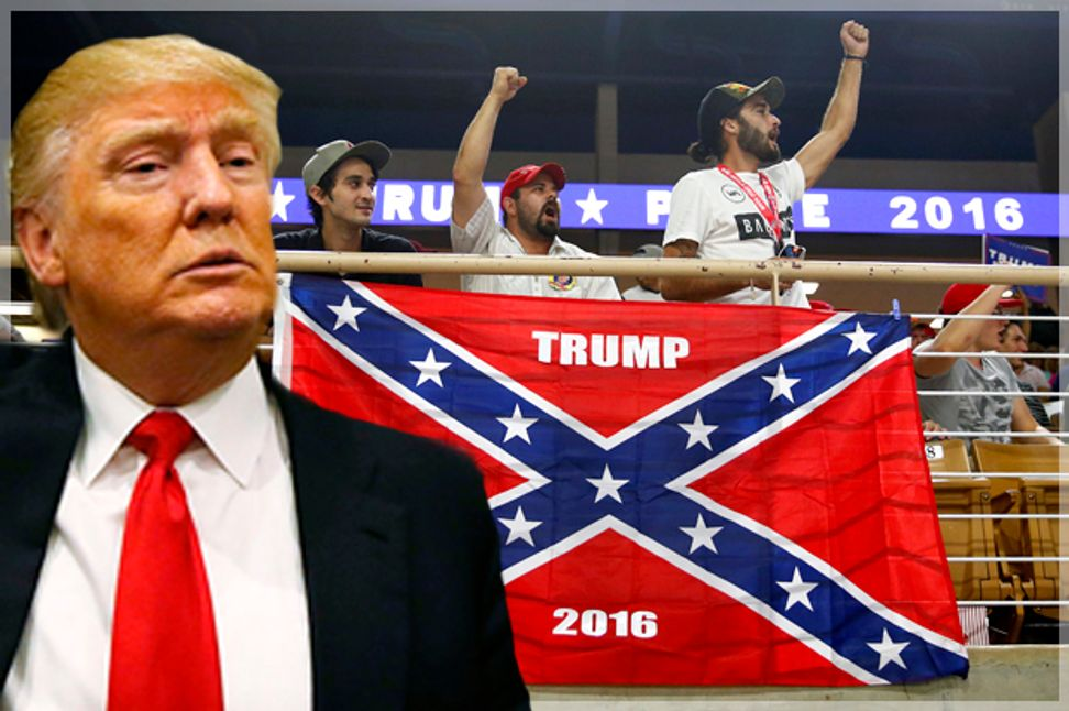 """From """"All Lives Matter"""" to Donald Trump's white nationalism: The politics of fake empathy"""