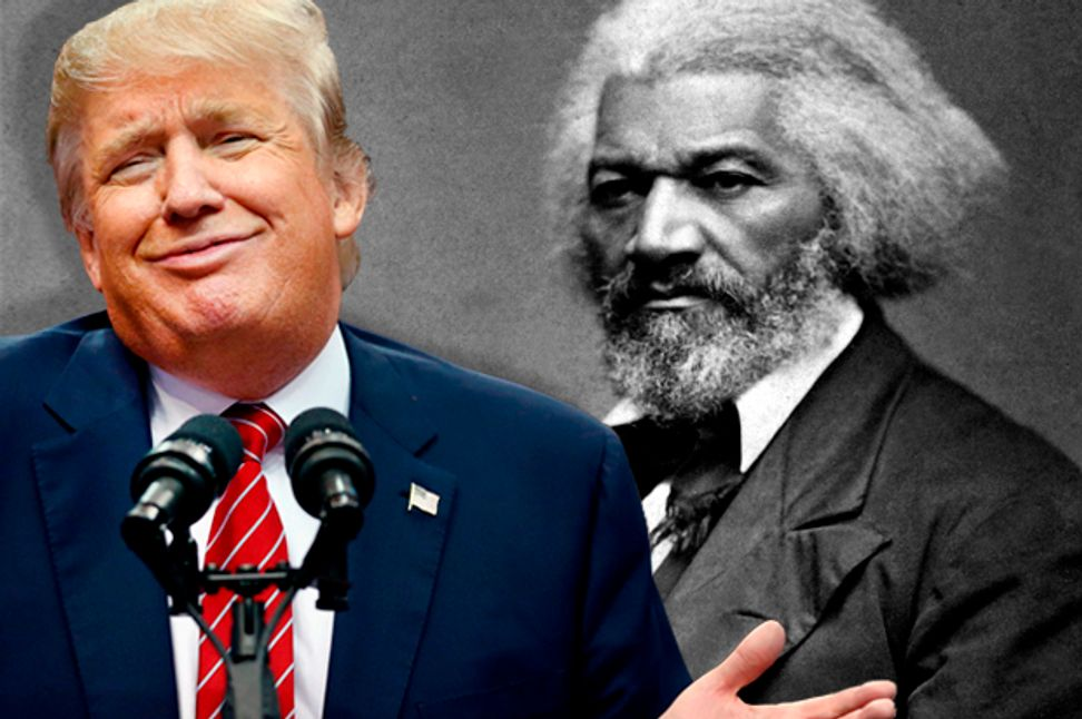 "Trump's ""amazing"" ignorance: The president's Black History Month celebration was embarrassing | Salon.com"