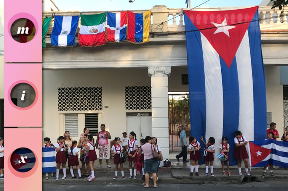 WATCH: American tourists flooding into Cuba may erode a precious gem