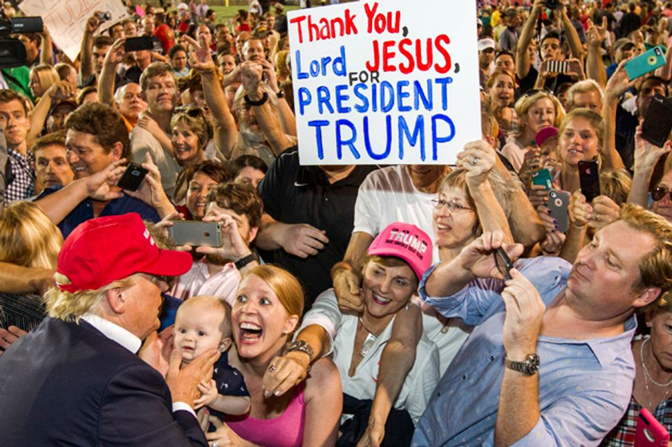 Americans are growing more secular all the time — which is one reason why Trump voters are so angry   Salon.com