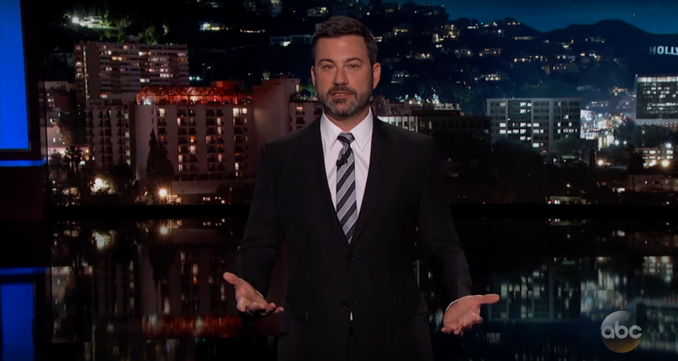WATCH: Jimmy Kimmel gets Donald Trump supporters to defend absurd White House visitors