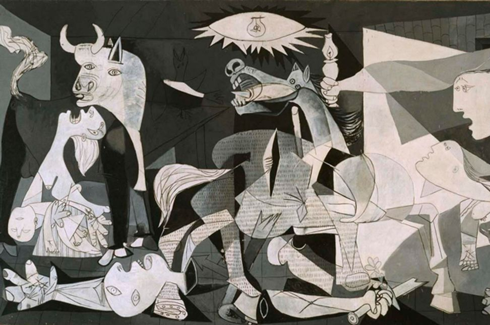 """Picasso's weapon against fascism: Why """"Guernica"""" is the greatest of all war paintings 