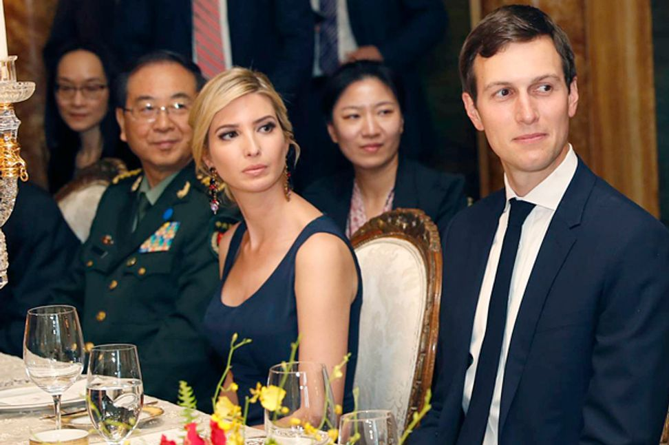 Global elites strike back: Have Jared and Ivanka defeated Bannon — and turned Trump into a cuckservative?