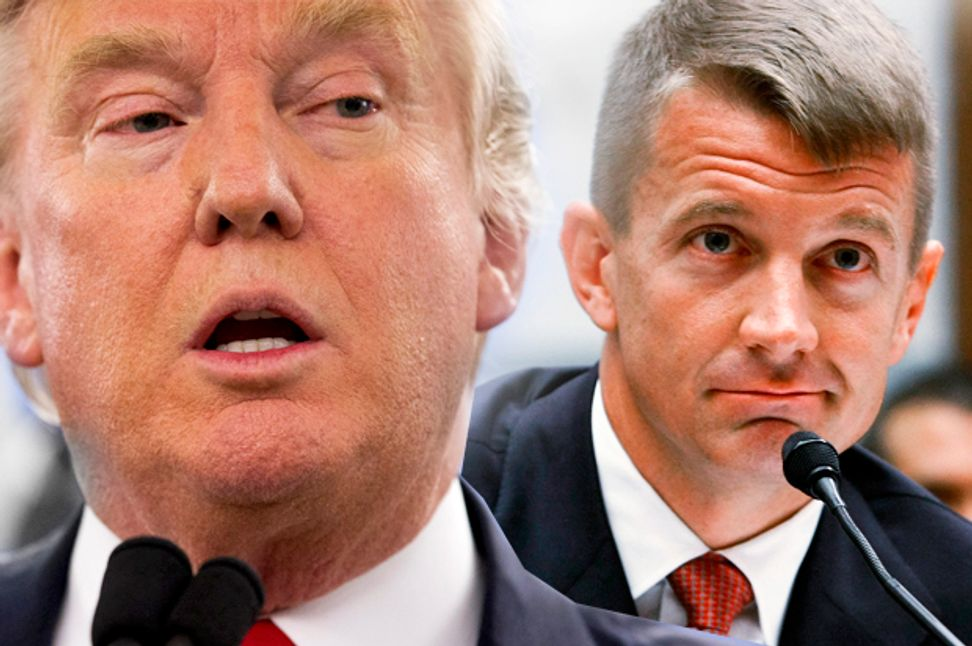 How much do we know about Blackwater founder Erik Prince — and his secretive role in shaping Trump's foreign policy? | Salon.com
