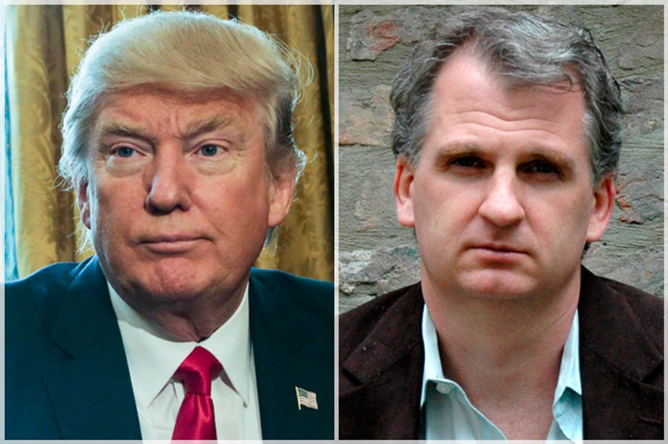 "Historian Timothy Snyder: ""It's pretty much inevitable"" that Trump will try to stage a coup and overthrow democracy 