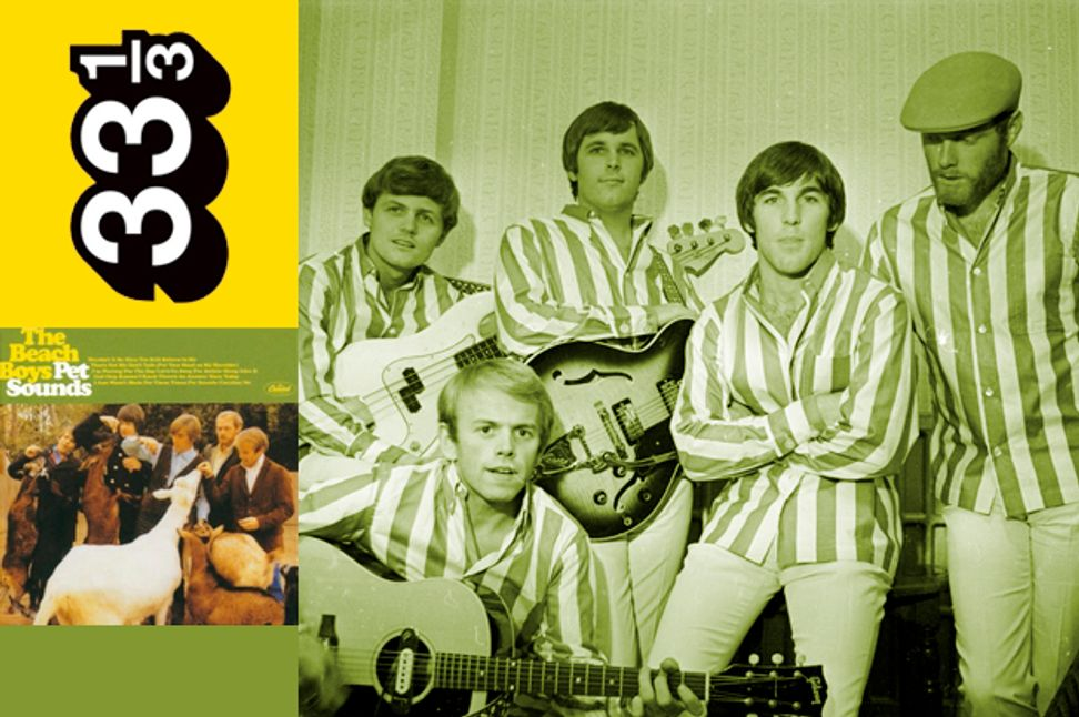 """""""It is so beautifully written, it sings itself"""": The Beach Boys' sublime """"God Only Knows"""" 