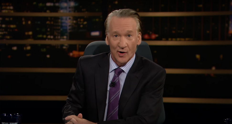 """Bill Maher notes all the things that make President Trump sound like """"a third-world dictator"""""""