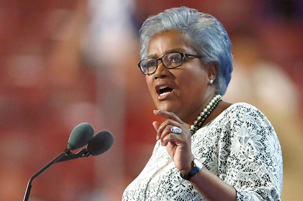 Fox News hires former Democratic National Committee chair Donna Brazile as a contributor | Salon.com