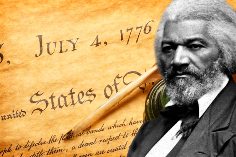 "Dear white people: Frederick Douglass explains the Trump resistance in ""What to the Slave Is the Fourth of July?"""
