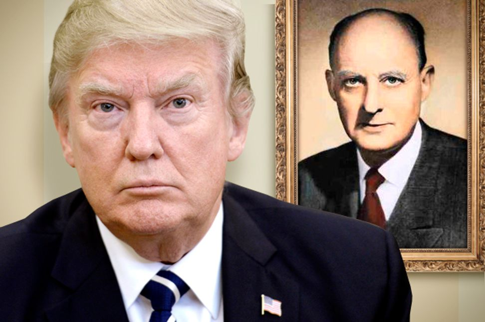 A vote for moral technology: Updating Reinhold Niebuhr to the age of Donald Trump | Salon.com