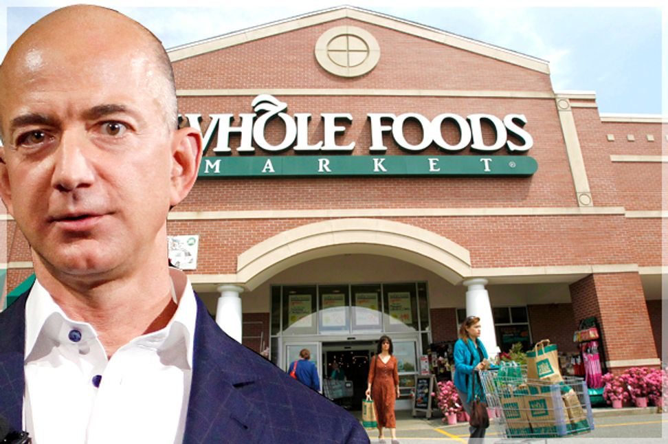 Amazon's Brave New Future: A Whole Foods where cheaper groceries come at a cost