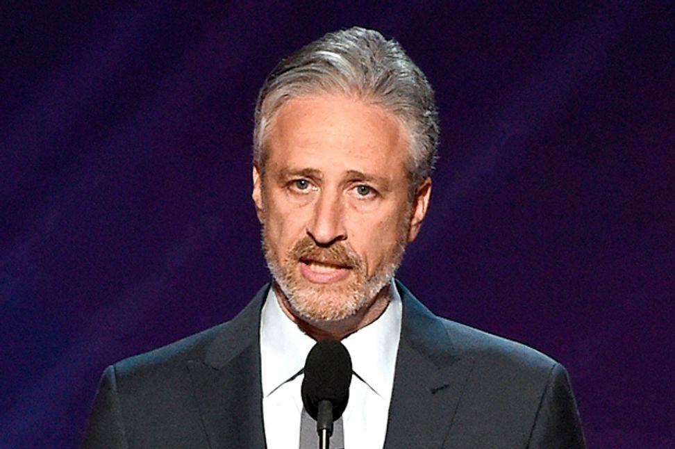 Last night, Jon Stewart destroyed Trump's response to Charlottesville | Salon.com